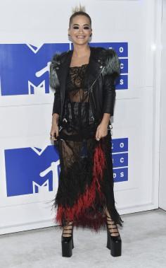 Rita Ora (AP, Evan Agostini)