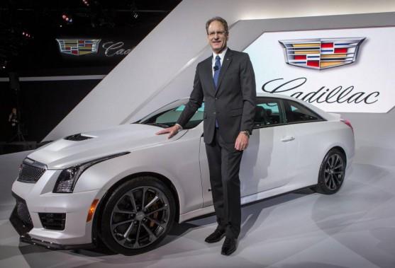 Le PDG de Cadillac Johan de Nysschen a précisé de manière inusitée certaines des cartes qu'il jouera au courant des prochaines années. (photo cadillac)