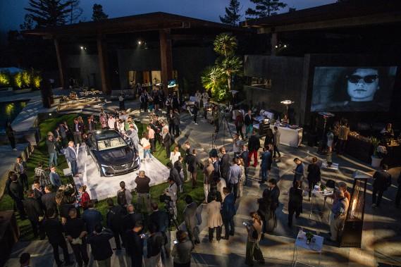 Le prototype Escala Concept a été dévoilé le 18 août lors de la Semaine automobile de Monterey, en Californie. (Photo: Cadillac)