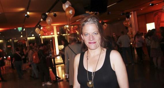 La nouvelle directrice générale et artistique de La Nouvelle Scène, Anne-Marie White (Etienne Ranger, LeDroit)