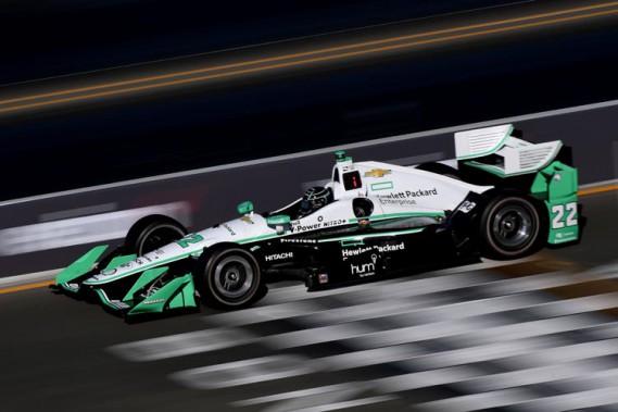 Simon Pagenaud remporte le championnat IndyCar
