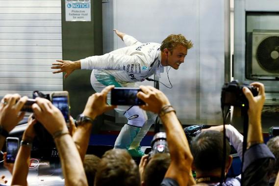 Rosberg en position d'obtenir ce qu'il veut le plus dans la vie