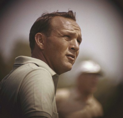 Arnold Palmer en 1962 (Photo archives AP)