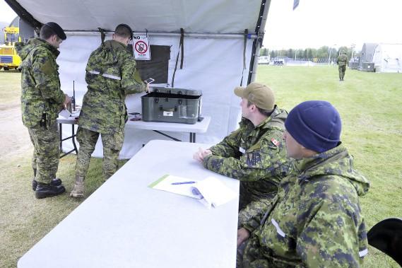 L'évènement se tient pour la première fois au Saguenay. (Photo Le Quotidien, Rocket Lavoie)