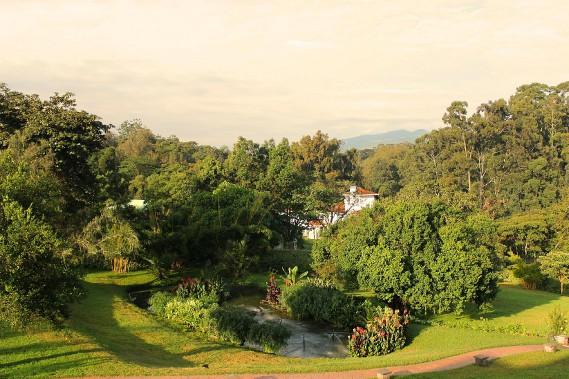 Des somptueuseschambres de l'hôtel Hemingways, la vue est tout simplement splendide, à Nairobi, au Kenya. (Crédit photo: Sarah-Émilie Nault)