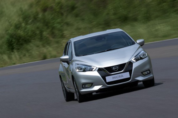 Mondial de Paris: Nissan dévoile une nouvelle Micra Made in France