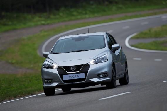 Il est loin d'être certain que la Micra de 5e génération montrée au Mondial de l'automobile de Paris soit lancée au Canada bientôt. (Nissan)