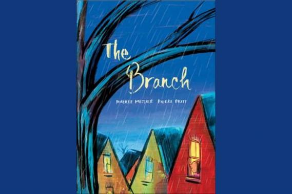 <em>The Branch</em>, par Mireille Messier, illustré par Pierre Pratt ()