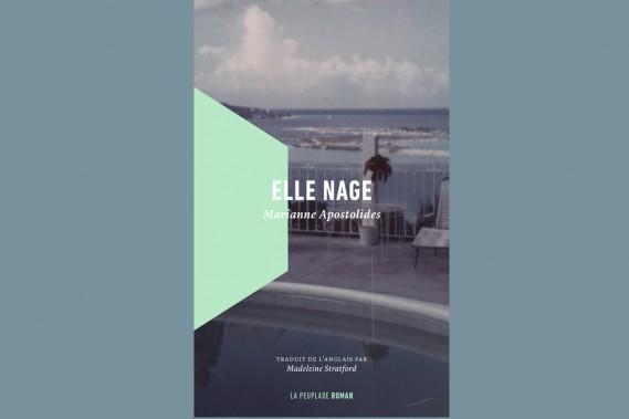 <i>Elle nage </i>de Marianne Apostolides ()