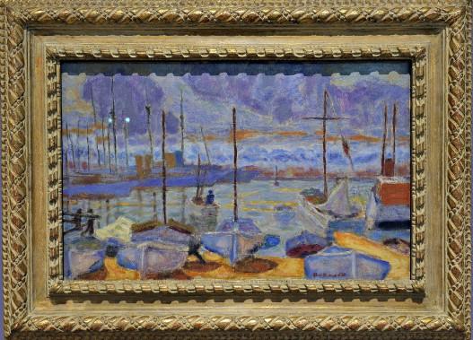 L'exposition<em>Pierre Bonnard. La couleur radieuse</em>auMusée national des beaux-arts du Québec (Le Soleil, Patrice Laroche)