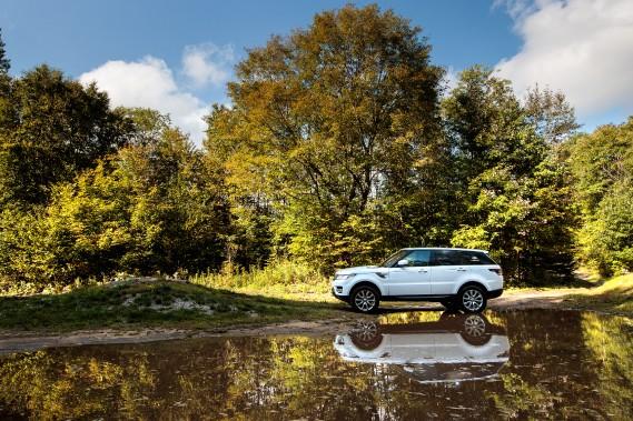 Le centre de formation Land Rover de Montebello est un des quatre établissements de ce genre parrainés par la marque anglaise en Amérique du Nord. (Hugo-Sébastien Aubert, La Presse)
