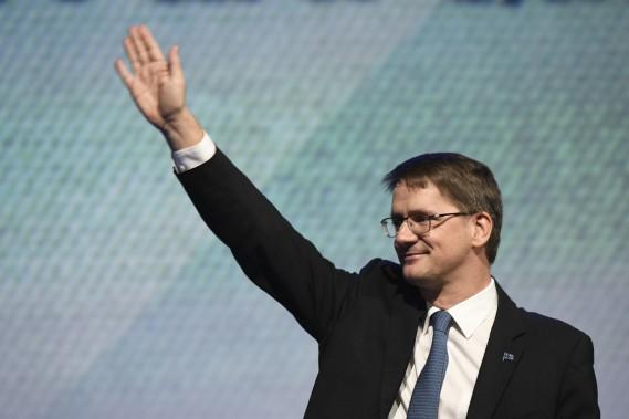 Le député de Jonquière Sylvain Gaudreault était chef par intérim pendant la course à la direction du Parti québécois. (PHOTO BERNARD BRAULT, LA PRESSE)