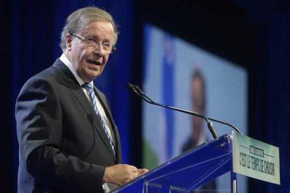Le président du Parti québécois, Raymond Archambault. (PHOTO BERNARD BRAULT, LA PRESSE)