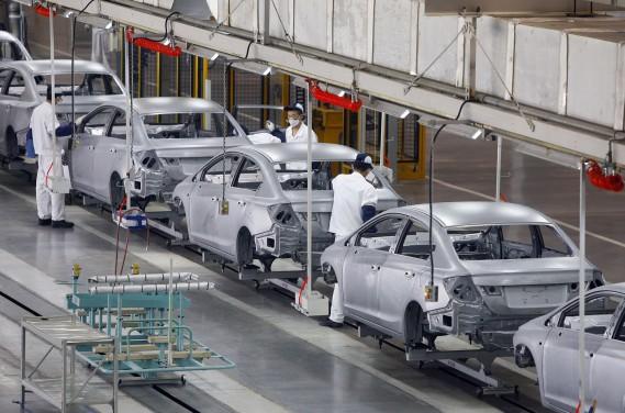 Honda construira une nouvelle usine en Chine