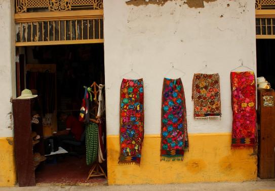 Artisanat typique du Panama. (Crédit photo: Sarah-Émilie Nault)