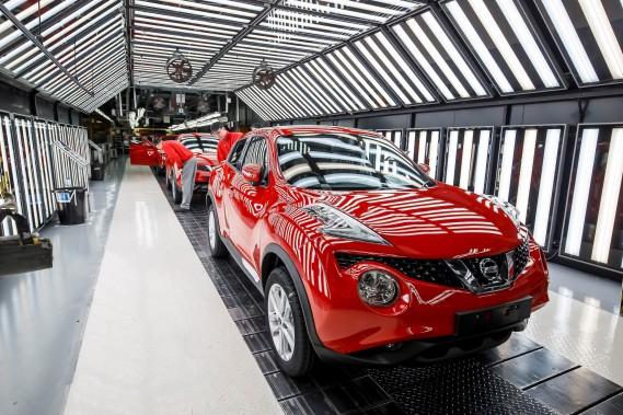 Malgré le Brexit, Nissan produira son nouveau 4X4 au Royaume-Uni