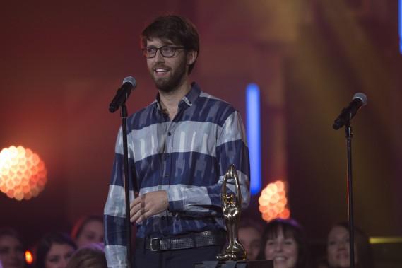 Half Moon Run a remporté le prix de l'artiste québécois de l'année s'étant le plus illustré hors Québec. (La Presse, Olivier Jean)