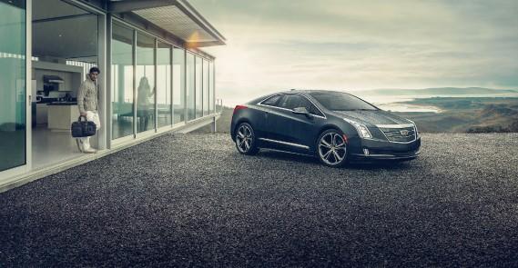 Cadillac ELR (Fournie par Cadillac)