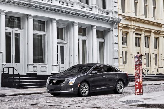 Cadillac XTS (Fournie par Cadillac)