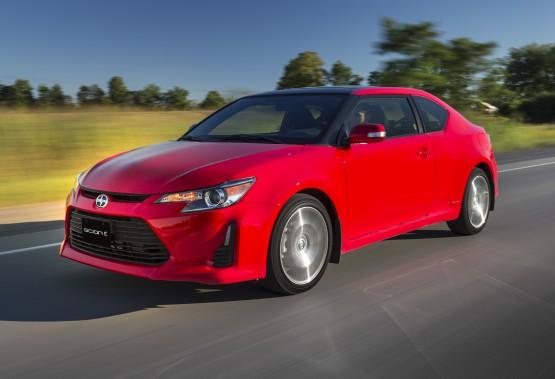 Scion tC (Fournie par Toyota)
