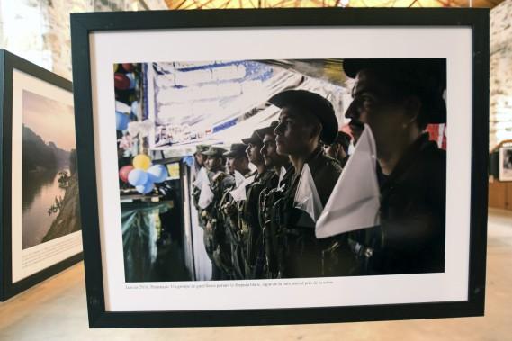La défaite du oui en Colombie, lors du référendum portant sur l'accord de paix entre les FARC et le gouvernement, a causé une vive inquiétude parmi les révolutionnaires. Ils se sont d'abord cachés, avant de retrouver leurs lieux de regroupements habituels après avoir réalisé que les négociations n'étaient pas rompues. (Photo Le Quotidien, Michel Tremblay)