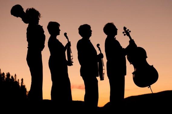 Le Quatuor Alcan est devenu le Quatuor Saguenay. (Photo courtoisie, Guylain Doyle)
