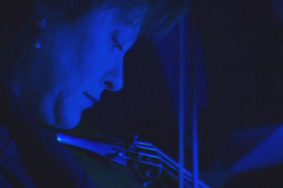 La violoniste Nathalie Camus (Photo courtoisie, Télé-Québec)