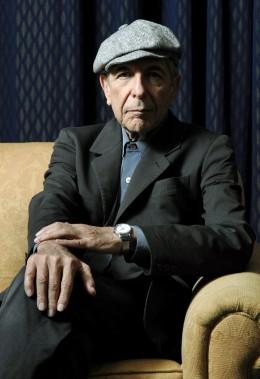 Leonard Cohen en 2006 (Archives La Presse canadienne, Aaron Harris)