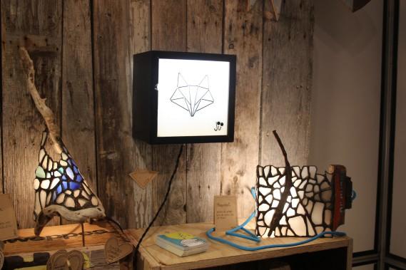 Chaque oeuvre conçue par Julie Fournier est inspirée par l'air salin. (Mélissa Bradette)
