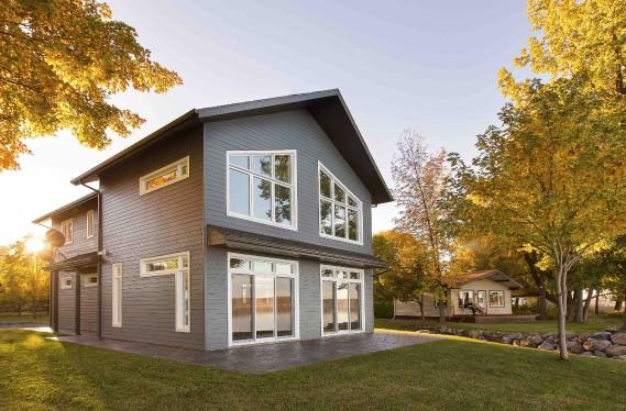 JC-7 Signature s'est distinguée pour cette habitation neuve unifamiliale de 225 000 $ et moins. (Fournie par l'APCHQ)