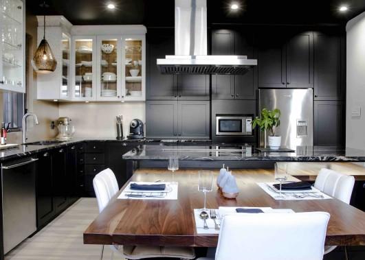 Cabico Boutique a reçu un prix pour sa cuisine (neuve ou rénovée, plus de 25000 $ à 35 000 $). (Fournie par l'APCHQ)