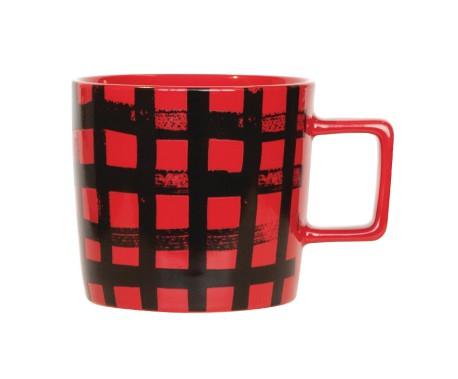 Tasse à motif écossais, 17,95 $ chez Starbucks (Fournie par Starbucks)
