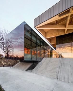Stade de Soccer de Montréal Saucier+Perrotte Architectes (Olivier Blouin)