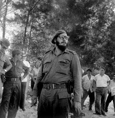 Fidel Castro en 1961. (Photo archives The New York Times)