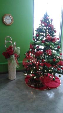 (Comité de décoration et les bénévoles du centre d'hébergement Résidence Ste-Marie à Jonquière)