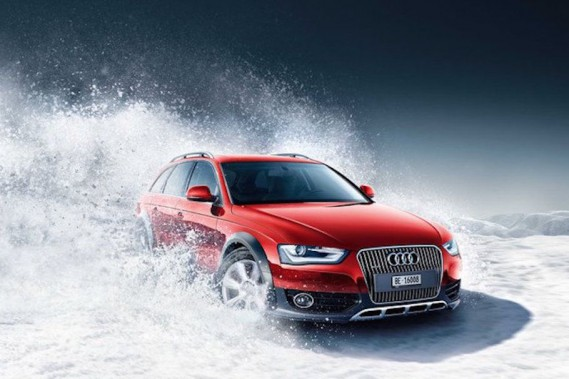 L'Audi A4 ()
