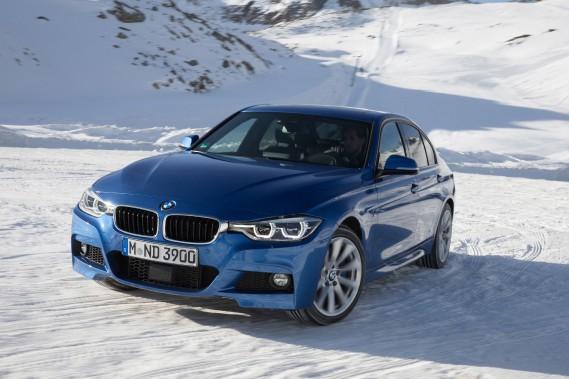 La BMW 3 ()