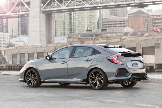 L'abandon de la version à hayon par Honda a été une erreur de stratégie.Le retour de la Civic Hatchback est un discret mea-culpa. ()