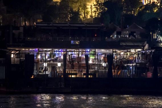 Le bar Reina, où a eu lieu l'attaque faisant 39 morts à Istanbul. (AFP, Ozan Kose)