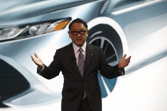 Toyota va investir 10 milliards aux États-Unis