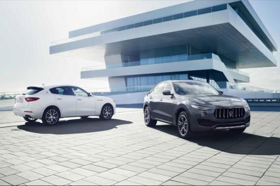 Le VUS Maserati Levante ()