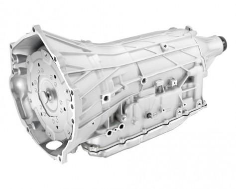 Malgré un nombre élevé de rapports, cette transmission a presque les mêmes dimensions qu'une boîte à 6 ou 8 rapports. Son rapport final est de 7.39. Entre le neuvième et le dixième rapport, toutefois, la différence est si mince qu'elle est à peu près imperceptible. Elle promet des passages de rapports entre 26 et 36% plus rapides que celles de la fameuse boîte PDK à double embrayage de la Porsche... (Photo : Chevrolet)