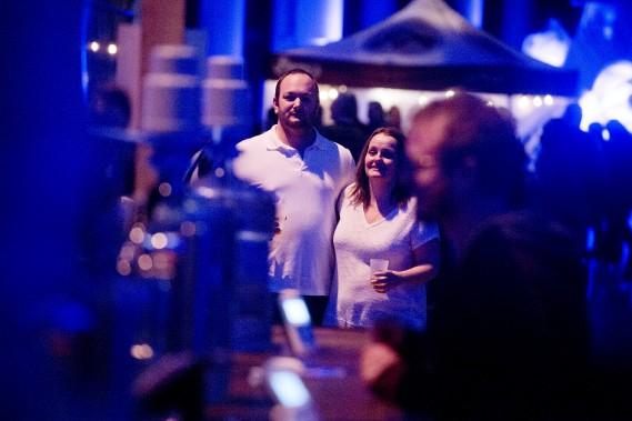 L'événement, un incontournable pour les amateurs de bières artisanales, est déjà à guichet fermé pour samedi. (Martin Roy, Le Droit)
