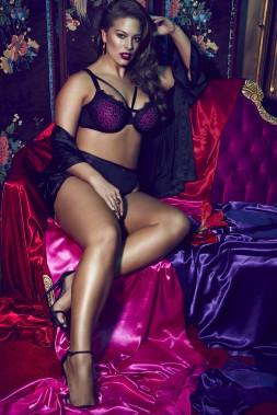Soutien-gorge Attraction Fatale et tanga assorti de la collection Ashley Graham chez Addition Elle (65 $ et 30 $) (Photo fournie par Addition Elle)