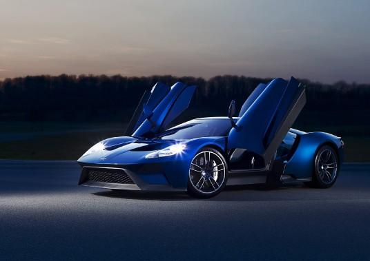 Cette Ford GT 2017 a un moteur de 647 ch. ()