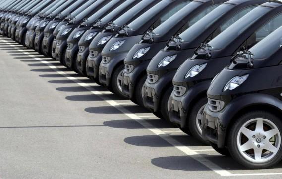 Créée en 1994 et lancée quatre ans plus tard en Europe, cette petite voiture à deux places, dès le départ, était confinée à un marché de niche. (PHOTO OLIVER STRATMANN, AFP)