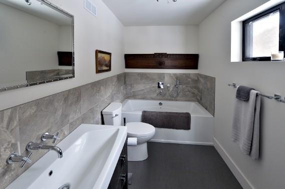 Une maison d 39 amour longuement pens e alexandra perron for Amour dans la salle de bain
