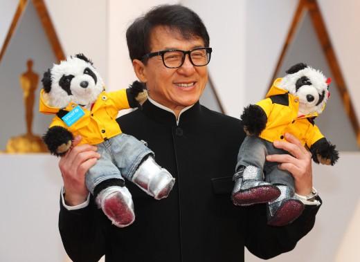 Jackie Chan (REUTERS)