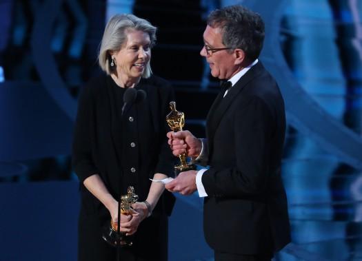 <em>La La Land</em> a remporté son premier Oscar de la soirée, pour sa direction artistique. (REUTERS)