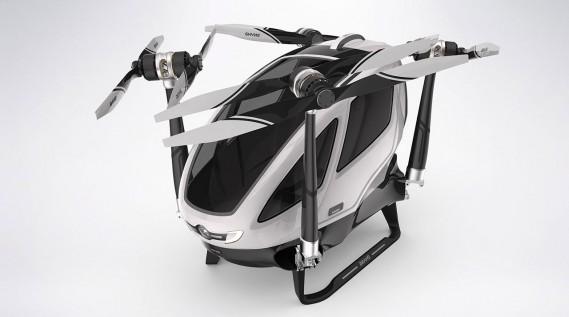 un taxi autonome et volant s bastien templier technologies. Black Bedroom Furniture Sets. Home Design Ideas